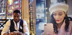 BBNaija star, Bassey marries his girlfriend in the US (Photos)
